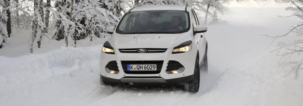 Ford Kuga's Intelligent All Wheel Drive System Provides Excellen